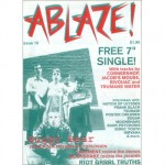 Ablaze magazine cover