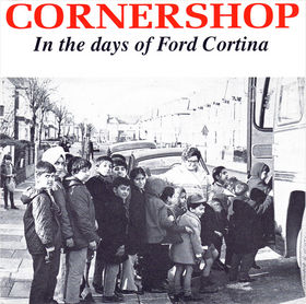 "In The Days Of Ford Cortina 7"" 45 RPM, Curry Coloured Vinyl, 1992"