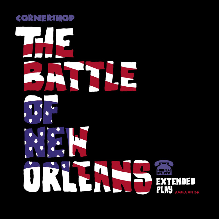 the battle of new orleans, Cornershop, ample play records