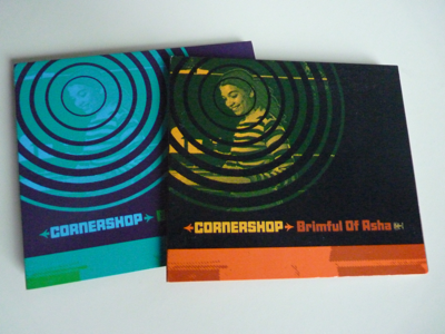Cornershop - Brimful of Asha, CD1 CD2