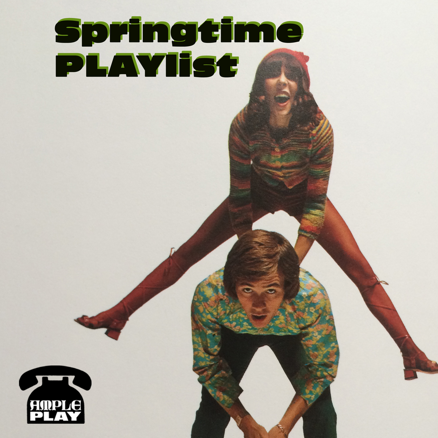 Springtime playlist small image