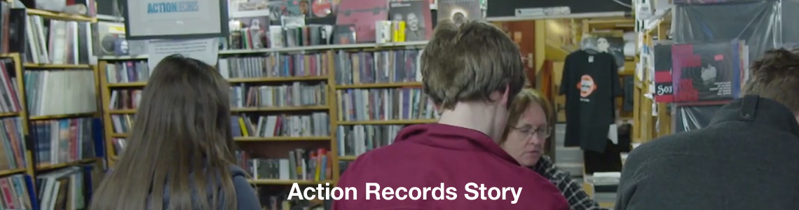 Action Records Story