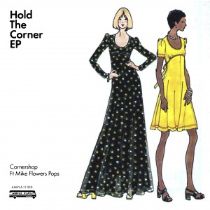 Cornershop - Hold The Corner E.P. - ample play records