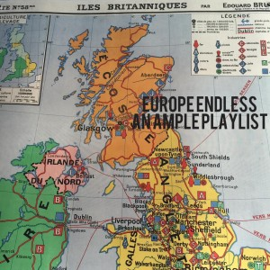Europe Endless: A European Spotify Playlist.